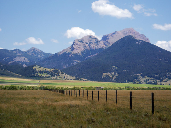 Exxon Gas Station Near Me >> High Plains Drifter: On a Ranch near Ennis, Montana