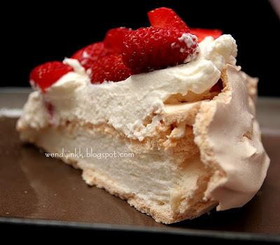 Pavlova Cake Recipe U Tube