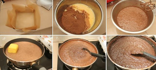 Batik Layer Cake Uk
