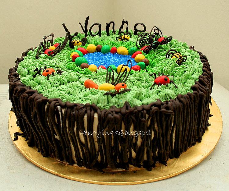 Birthday Cakes Mike