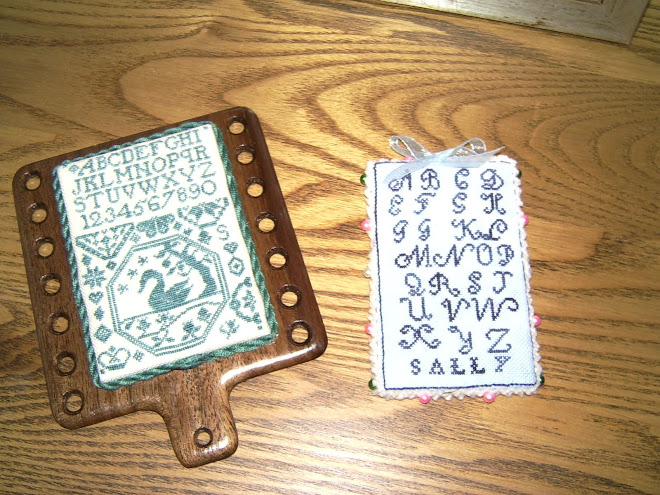 Hornbook and Sally's Samler