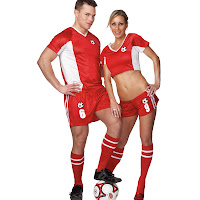 Soccer Player? I just found the cutest couples Halloween costume I think I might have to return the Halloween costumes I bought the other day.  sc 1 st  Best Halloween Costumes & Best Halloween Costumes: Sexiest Couples Costume... Soccer Player?