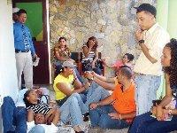 Huelga de hambre por CURCE-UASD