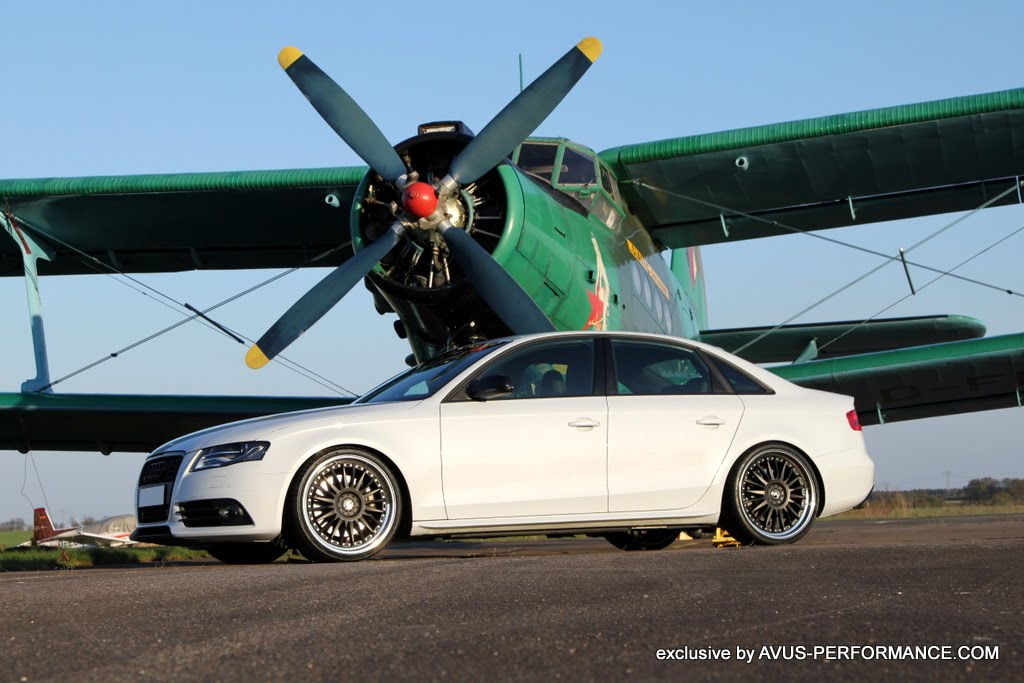 2010 Audi S4 tuned by AVUS Performance | quattroholic com