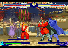 All Your Base Are Belong To Us Street Fighter Alpha 2 Snes