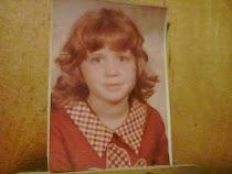 My Kindergarten Picture - 1975