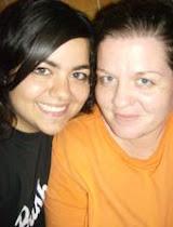 Marissa & I - Before I moved to VA.- Aug. 07