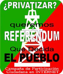 ¡¡¡NO A LA PRIVATIZACIÓN!!!