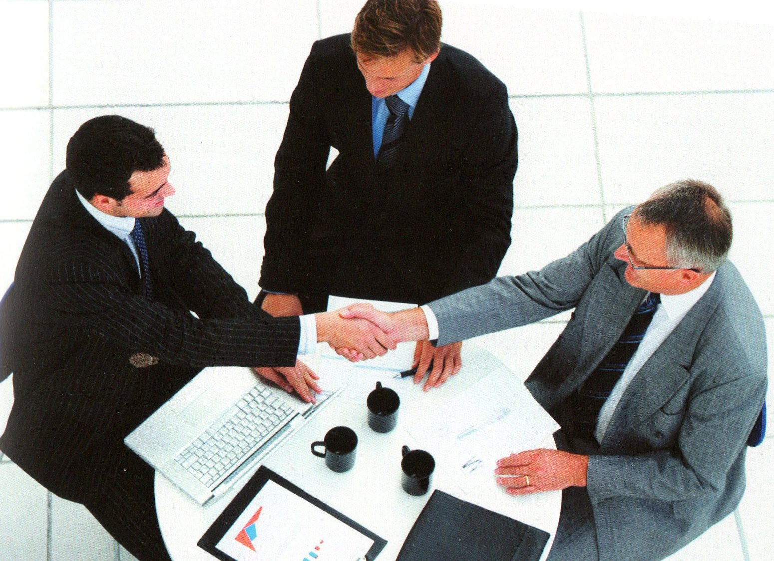Principal and Agents in Negotiation