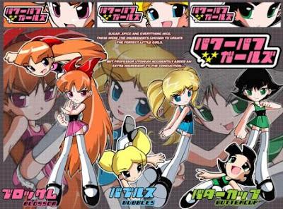 PPGD (PowerPuff Girls Doujinshi) The_Powerpuff_Girls