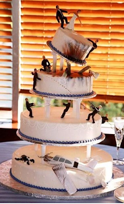 Wedding Gallery  20 New and Unique Wedding Cakes Photos 20 New and Unique Wedding Cakes Photos