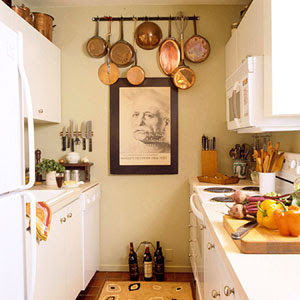 Apartment Kitchen Decorating On A Budget