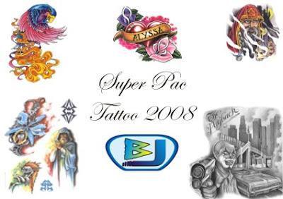 tattoo Download Super Pac TATTOOS 2008