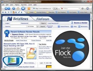 1129917212 1 Download Flock 1.2a Beta Para Linux e Windows