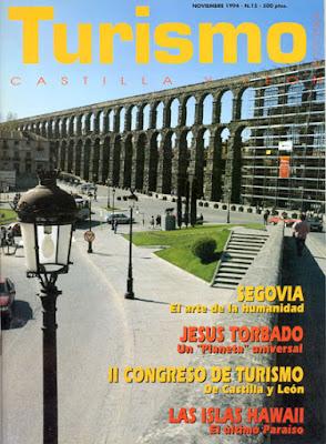 Estudio gr fico revista de turismo en castilla y le n for Paginas web sobre turismo