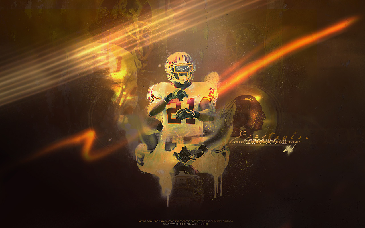 Nfl Taylor Sean Washington Redskins Wallpaper