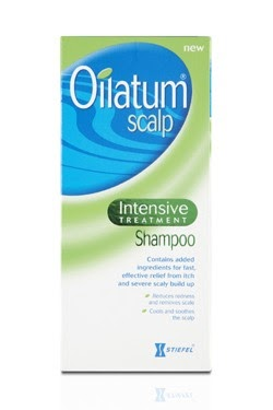 Oilatum Scalp Intensive Treatment Shampoo Review