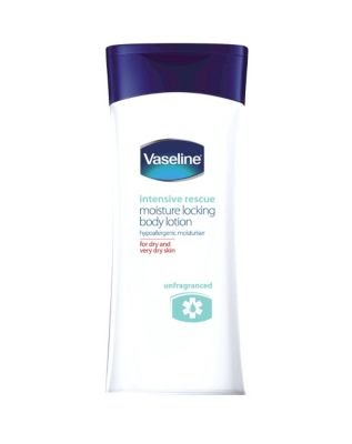 New Vaseline Intensive Rescue Moisture Locking Body Lotion