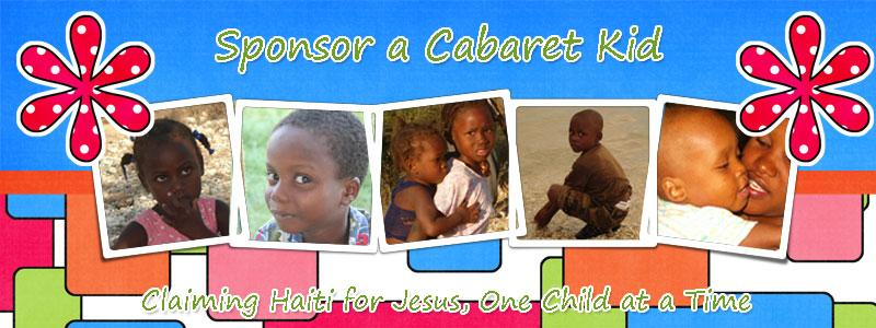 Sponsor a Cabaret Kid