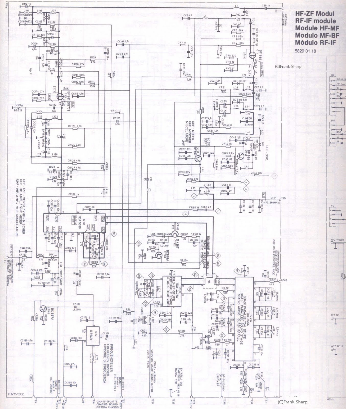 Obsolete Technology Tellye !: ITT NOKIA DIGIVISION 7170 VT