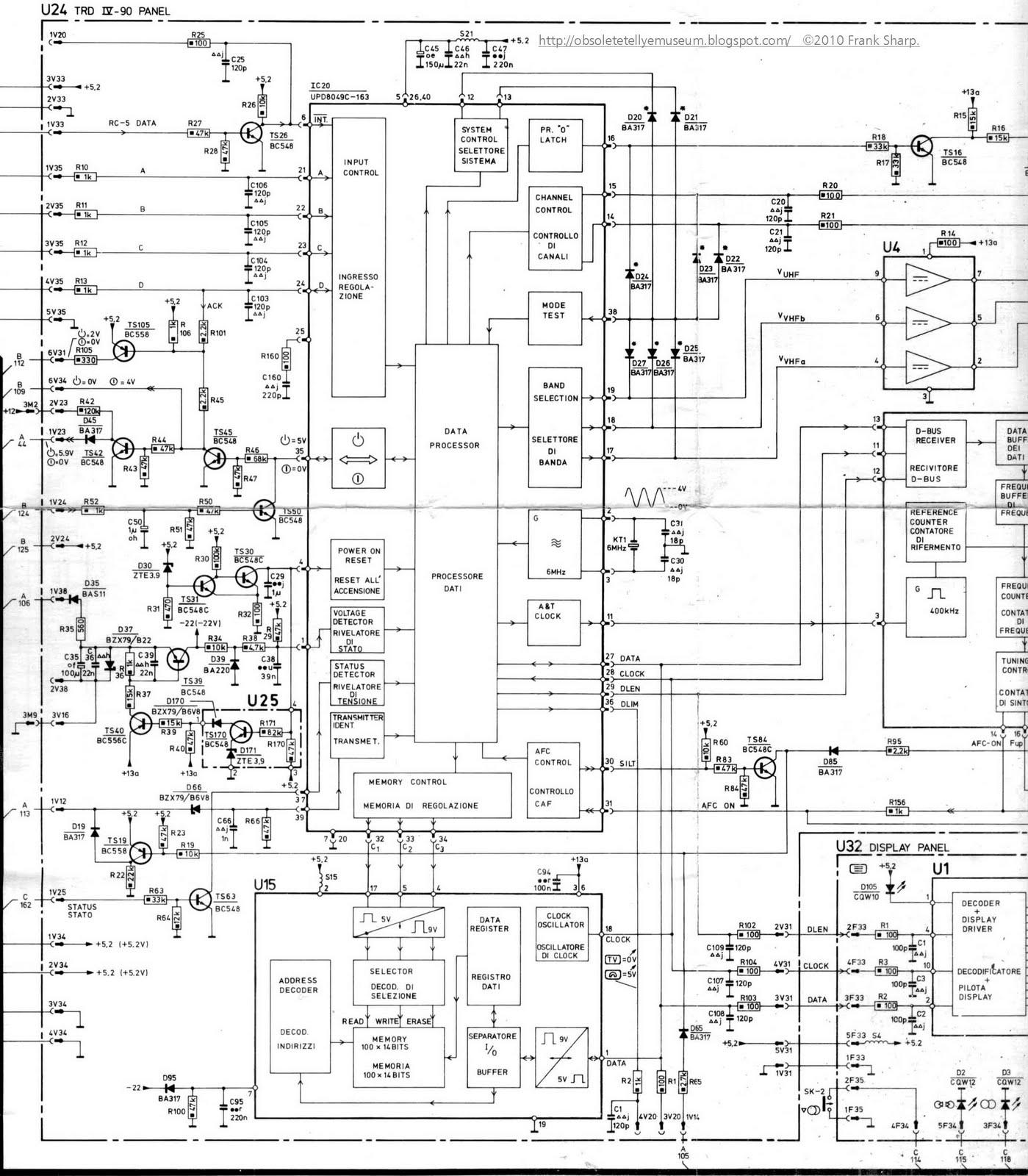 Obsolete Technology Tellye Philips 26cs 01r Durer