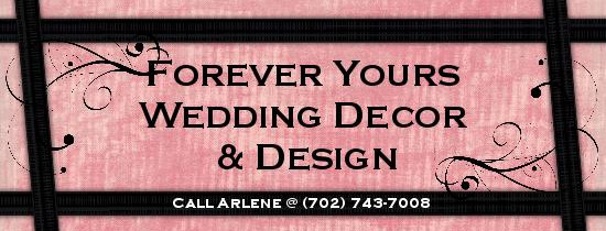 Forever Yours Wedding Decor & Design