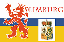 Limburg flag and coat of arms