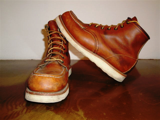 new style bcbc5 1361e WasteKingdom: Red Wing Shoes #875 Used
