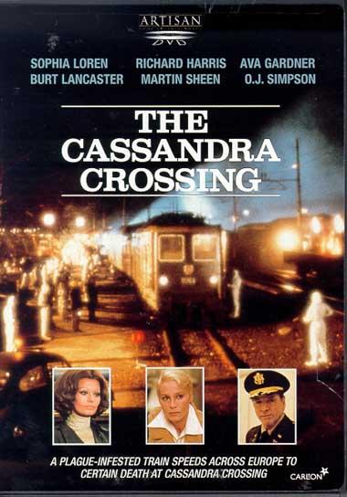 THE CASSANDRA CROSSING (1976)