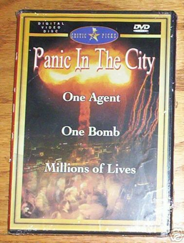 PANIC IN THE CITY (1968)