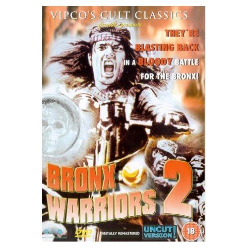 BRONX WARRIORS 2 (1983)