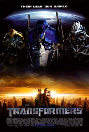 TRANSFORMERS (2007) (NEW RELEASE)