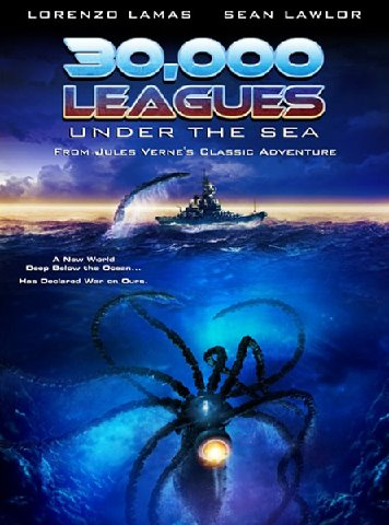 30,000 LEAGUES UNDER THE SEA (2007) (NEW RELEASE)