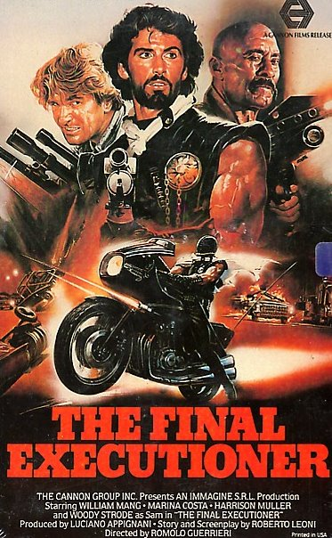THE FINAL EXECUTIONER (1984)