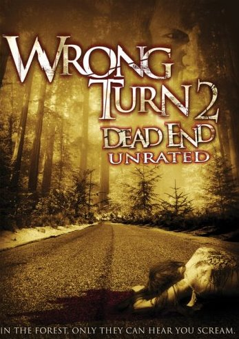 WRONG TURN 2 (2007) - DVDRip