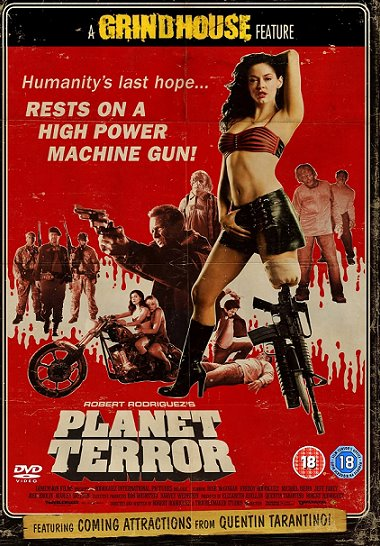 PLANET TERROR (2007) [GRINDHOUSE UNRATED EDITION]