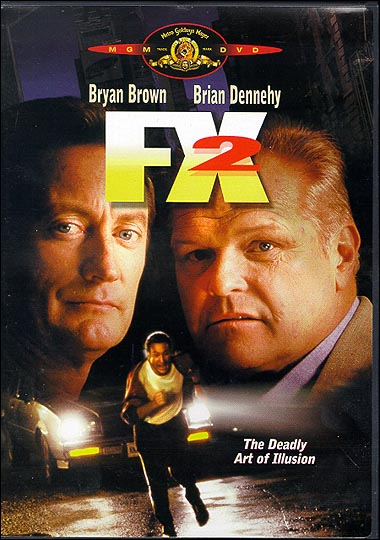 F/X 2: THE DEADLY ART OF ILLUSION (1991)