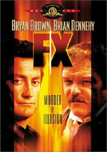 F/X: MURDER BY ILLUSION (1986)