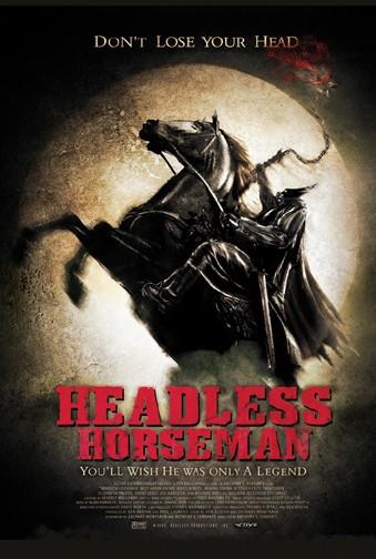 HEADLESS HORSEMAN (2007) SCI-FI