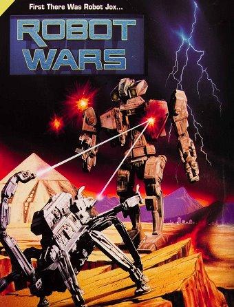 ROBOT JOX 2: ROBOT WARS (1993)