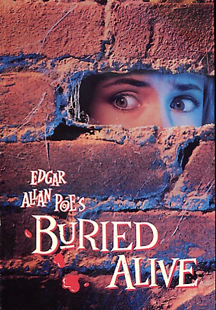 BURIED ALIVE (EDGAR ALLAN POE\