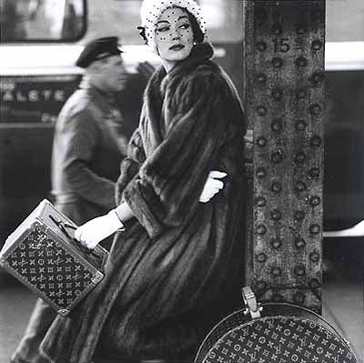 Leather Lace Amp Louboutins A Mild Vintage Fashion