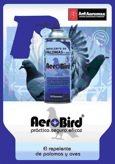 La casa de los insecticidas lanzamiento aero bird for Casa del insecticida