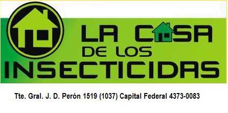 La Casa de los Insecticidas
