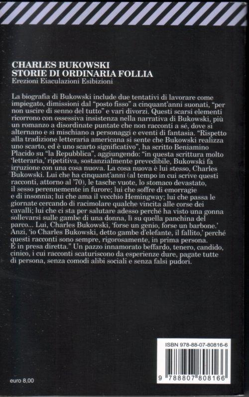 Storie di pdf charles bukowski ordinaria follia
