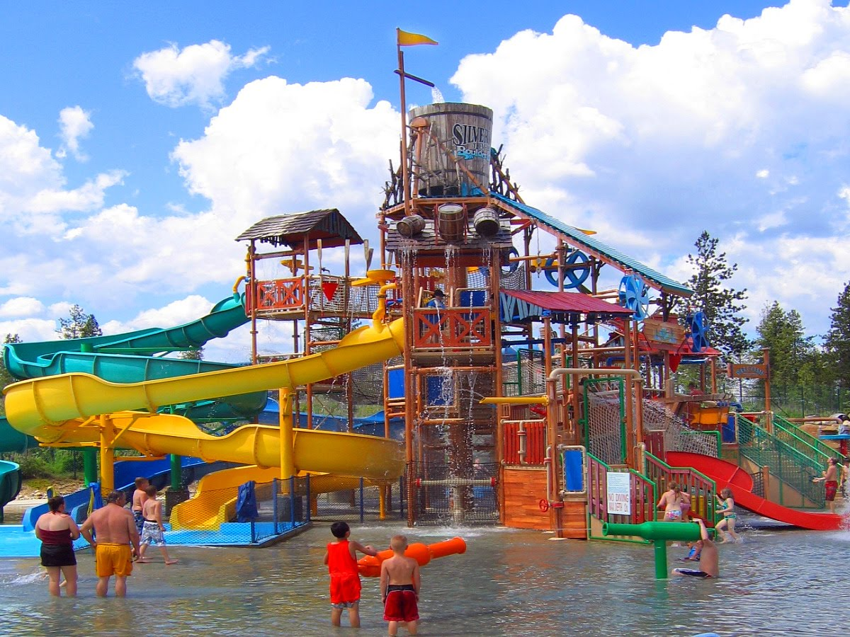 My Daughter Wanted To Visit Boulder Beach First And She Screamed With Excitement When Saw The Huge Polliwog Play Area For Kids