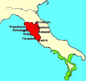 Optimus Sum!: Etruscan Influence on Rome