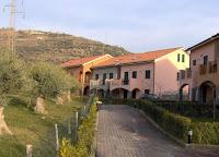 particolare del villaggio Castellaro Golf