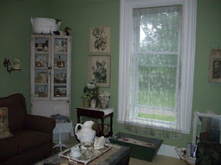 Meadowview Farm Curtains In The Breeze Vintage With A