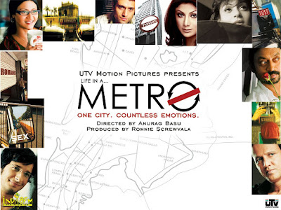 Life in a Metro Wallpaper